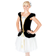 Midnight Serenade Adult Romantic Tutu Dress