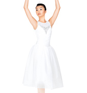 Winter Dreams Adult Romantic Tutu Dress