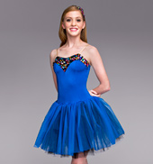 Masquerade Adult Tutu Dress