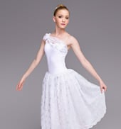 Adult Snow Queen Romantic Tutu Dress