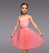 Hopelessly Devoted Girls Dress