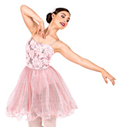 Shall We Dance Adult Tutu Dress