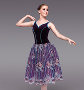 Mystique Adult Romantic Tutu Dress