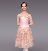 Aurora Girls Romantic Tutu Dress