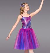 True Colors Girls Romantic Tutu Dress