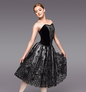 Shadows Adult Romantic Tutu Dress