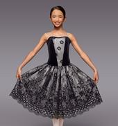 Shadows Child Romantic Tutu Dress