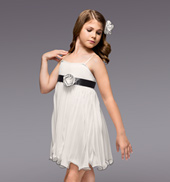 Practically Perfect Girls Camisole Dress