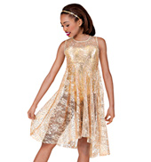 On the Horizon Girls Lyrical Dress