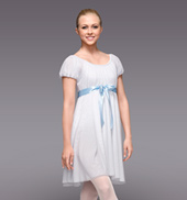 Clara Adult Puff Sleeve Dress