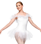 Swan Lake Adult Petal Dress