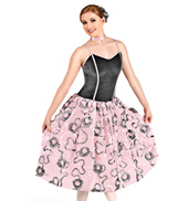 So She Dances Adult Romantic Tutu Dress