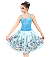 Love Story Girls Romantic Tutu Dress