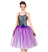 This Is the Moment Girls Romantic Tutu Dress