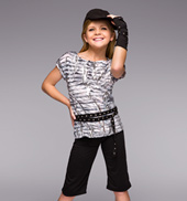Wild One Girls Costume Set