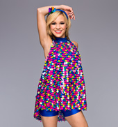 Disco Dots Adult Tunic Dress