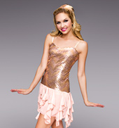 Jazz Age Adult Sequin Dress