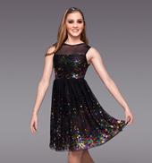 Confetti Adult Dress