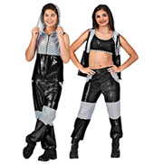 Bring the Action Adult Unisex Costume Set