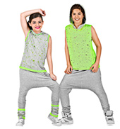 Street Beat Child Unisex Costume Set