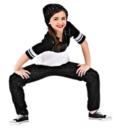 Step Up Girls Costume Set