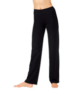 Girls Nylon Jazz Pants
