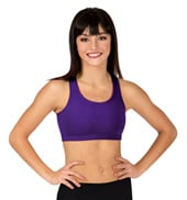Adult Racerback Bra Top