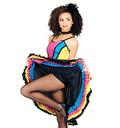 Moulin Rouge Adult Costume Set