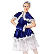 Skaters Waltz Adult Costume Set