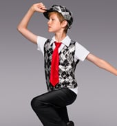 Newsies Boys Costume Set