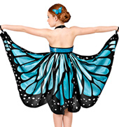 Butterfly Girls Costume Set
