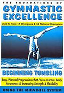 Gymnastic Excellence - Vol. 2: Beginning Tumbling DVD