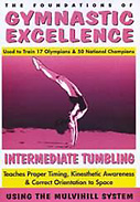 Gymnastic Excellence - Vol. 3: Intermediate Tumbling DVD