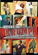 Styles of Krump DVD