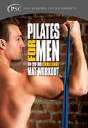 Pilates for Men 1: Challenge Mat Workout DVD