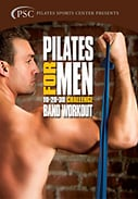 Pilates for Men 2: Challenge Band Workout DVD