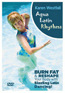 Aqua Latin Rhythms DVD