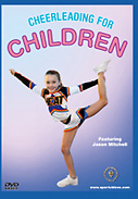Cheerleading for Children DVD
