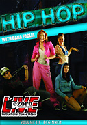 Hip-Hop Volume III with Dana Foglia DVD
