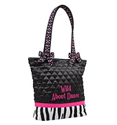 Wild About Dance Tote