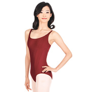 Diva Adult Scoop Neck Camisole Leotard
