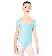 Elipse Child Short Sleeve Leotard