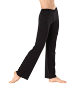 Adult Supplex V-Waist Dance Pant