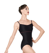 Adult Lutece Braided Strap Camisole Leotard