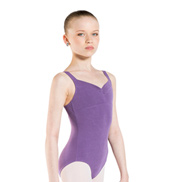 Girls Mabel Sweet Heart Tank Leotard