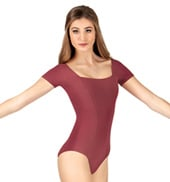 Adult Odalia Short Sleeve Leotard