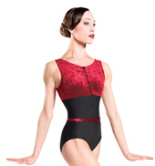 Adult Ilda Velvet Tank Leotard