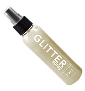 Sterling Gold Glitter Spray