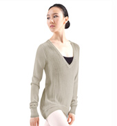 Adult Long Sleeve Knit Sweater