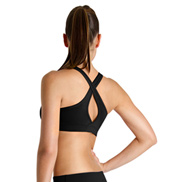 Studio Active Keyhole Crop Top